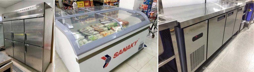 Thu mua tủ đông trưng bày giá cao hcm